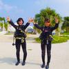 ♪オープンウォーターへの道・第二章♪〜沖縄ダイビングライセンス〜