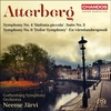 アッテルベリ:交響曲第6番《ドル交響曲》, 交響曲第4番《小さな交響曲》, 他 / ヤルヴィ(ネーメ), エーテボリ交響楽団 (2013 SACD)
