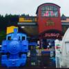 【那須SLランドミュージアム】栃木にある 蒸気機関車テーマパーク
