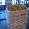 アメリカで1番すきなFIVE GUYSのハンバーガー