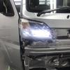 ハイゼットトラック S500P 純正LEDヘッドライト移植