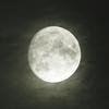 雲のかかった月、朧月夜と思いきや……