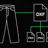 Go言語を用いてdxfファイルを一括で画像化する