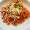 お鍋一つで時短簡単!トマトとベーコンのアラビアータ〜おまけ:水泳の後に食べたくなる物