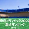 【最新】東京オリンピック(サッカー) 得点ランキング