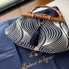 着物を着た時にぴったりな、唯一無二のL'odeur de Kyoto のバッグ