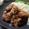 鶏唐揚げ定食 51