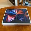 M1搭載の iPad Proやっと届いた〜\(^o^)/ ……が!