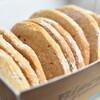 ルタオ「ビスキュイ・オ・フロマージュ」という最高峰のチーズクッキー。こりゃすげー。