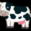 牛とババア。