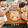 ましゅまるファミリー2歳のお誕生日会★