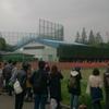 広島カープ観戦記 神宮球場