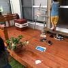 カフェ【mou】ヤマトさん用の置き配ボックスはTNT
