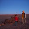 【モロッコ年越し編】メルズーガ砂漠でノマド体験