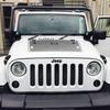 Jeepの顔をプチ整形