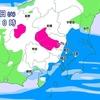#153 関東は雪でなくても大雨に注意 西日本は朝まで暴風・高波に警戒(27日19時更新)
