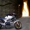 バイク的インスタ映えスポット「燈籠坂大師の切通しトンネル」