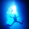 ♪魁・イットク!!祝・ダイバー認定!!♪〜沖縄ダイビングライセンスin青の洞窟・恩納村〜