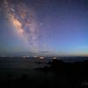 【天体撮影記 第137夜】 鹿児島県 日本本土最南端の佐多岬で見る最高峰の夏の天の川