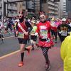 東京マラソン2018 蔵前橋付近で観戦してきました