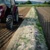 トラクターのパンク修理について