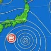 台風9号の進路