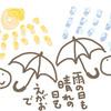 折りたたみ傘の持ち方、しまい方はどうしたらいいか。(ビニール傘はやめて、折りたたみ傘を持ち歩こう)
