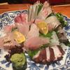 東京から花を携えて見舞い客がやってきた