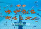 水中に潜ってプレイするARコンテンツを制作しました。