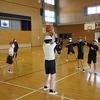 5年生:体育 バスケットボール