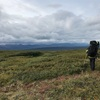 カナダ〜アラスカ旅186日目 デナリバックカントリー