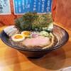 【金沢 ラーメン】「水と煮干しと昆布の魚介中華そば」六月の青空。(らぁ麺 大和)