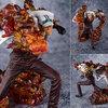 """【ワンピース】フィギュアーツZERO『""""三大将"""" サカズキ -赤犬-』完成品フィギュア【BANDAI SPIRITS】より2020年2月発売予定♪"""