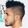 【重度の黒人並みチリチリ天然パーマを活かすメンズ髪型】チリチリ髪に似合う髪型&セット方法