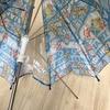 梅雨時期に息子の傘が壊れる・・・