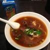 台湾で出会った「牛肉麺」(お題スロット:「思い出の味」)