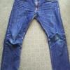 nudie jeans(ヌーディージーンズ) thin finn dry selvage 穿き込みレポート 詳細について