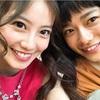 今田美桜&杉咲花の密着ツーショットにいいね!が殺到