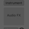 Logic Pro X 10.3.1でトラックの音色に関連するっぽいもの