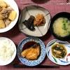 久々に鰤の照り焼き。和食な夕ごはんでほっこり。