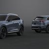 米国向けCX-9 2021年モデル「Carbon Edition」の実車画像。