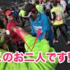 京都マラソン外伝:世界にはばたけ!!着ぐるみJAPAN!!