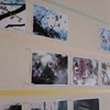 写真をプリントして壁に飾った