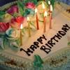 【誕生日】写真ケーキで一気に豪華に☆  〜お祝い〜