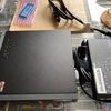 Lenovo M75q-1 Tinyを買ってみた
