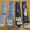 ZOZOタウンでネクタイを買った