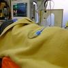 2018年12月18日(火)モリアキ翁99歳11ヶ月転倒して入院