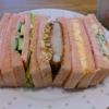 食べると女子力アップするかも♡ 桃色サンドイッチ ~6月20日の食事改善日記~
