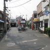戦後焼け野原の名残り 西天下茶屋の商店街