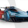 ジャガーXJ220がルマンのレーシングカーとして未来によみがえったらというレンダリング